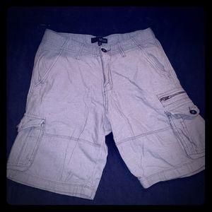 Mens Guess cargo shorts